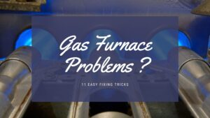 gas furnace problems